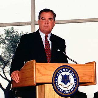 Former Governor Rowland Appealing Federal Conviction