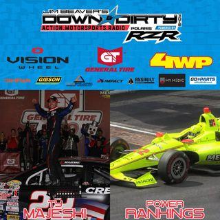 #387 - ARCA Winner Ty Majeski & Indy 500 Wrap Up