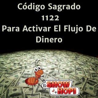 Código Sagrado 1122 Para Activar El Flujo Del Dinero