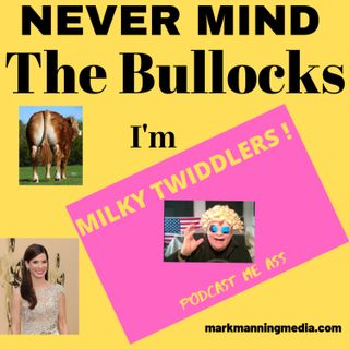 Milky Twiddlers Podcast with guest Pat Kenny