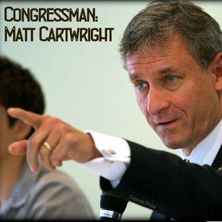 Resign! Congressman Cartwright Angrily Tells Flint, MI Gov. Rick Snyder!