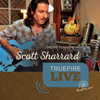 Scott Sharrard - Southern Roots Guitar Lessons, Performances, & Interview