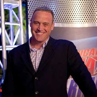 "Matt Iseman of ""American Ninja Warrior"""