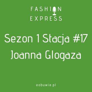 Sezon 1 Stacja 17: Agnieszka rozmawia z Joanną Glogazą o slow fashion