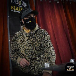 Krokkio in session - Blaze Up live in Cavelab