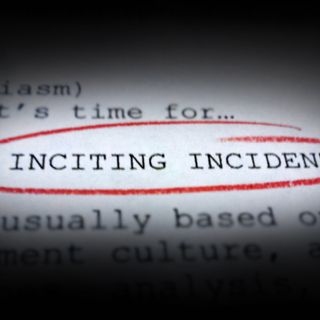 Inciting Incident #96 - Librarian Marissa Puts Dan Arel and Matthew O'Neil On the Spot