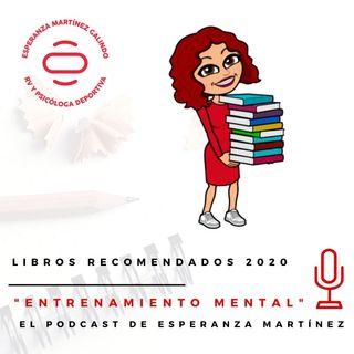 036. Libros recomendados 2020 - ENTRENAMIENTO MENTAL