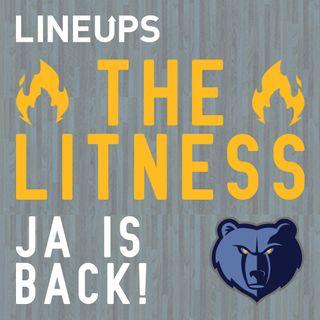 Ja Is Back!