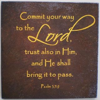 AUDIO PRAYER-Commit & Trust