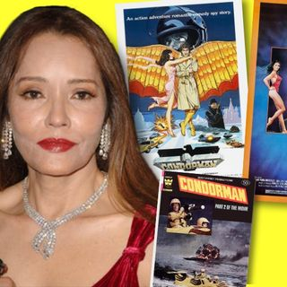 #366: Barbara Carrera on her roles as a Bond villain in Never Say Never Again and a spy in Disney's Condorman!