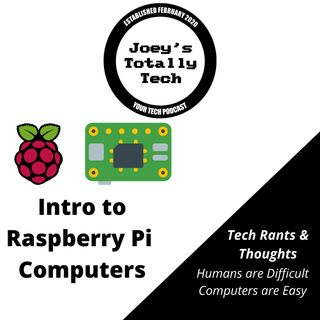 Intro to Raspberry Pi Computers