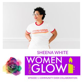 Sheena White Community Over Competition