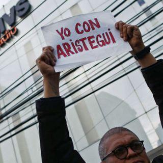 El golpe de censura de MVS; convenio con la ONU; caso Odebrecht; responde Pedro Aspe y más noticias…