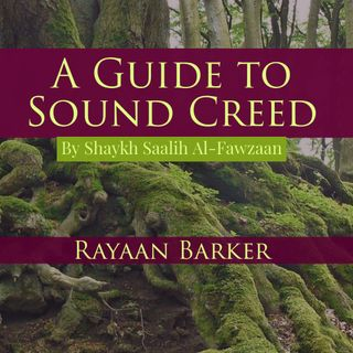12 - A Guide to Sound Creed - Rayaan Barker | Stoke