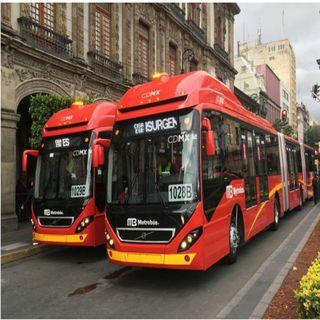 Afectada L7 del Metrobús por evento deportivo