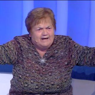 Rosina da Francavilla show a c'è posta per te!