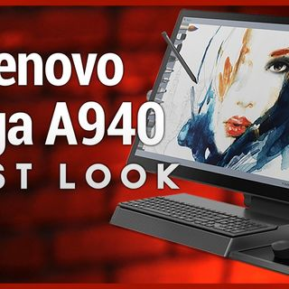 Lenovo Yoga A940 Unboxing & First Look