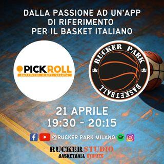 Pick-Roll - dalla passione ad un'app di riferimento per il basket italiano