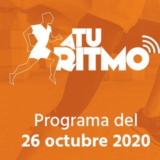 ATR 10x09 - NB Milla Urbana Virtual, actividad física y coronavirus y zapatillas para iniciarse en el trail