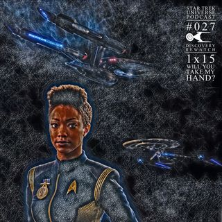 "'Star Trek: Discovery' Review - 1x15 - ""Will You Take My Hand?"""