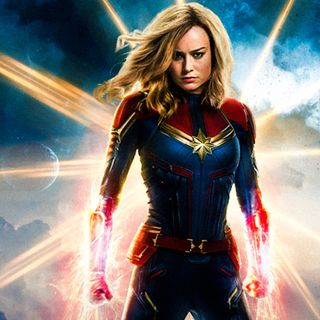 Captain Marvel Review - featuring codeydraws - Part 2