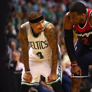 Sports & Swag Podcast: #Wizards Vs #Celtics Eastern Conference Semifinals Game 7 Recap