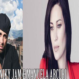 NIKY JAM & MANUELA ARCURI