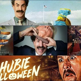 Out Now 424: Borat, Witches, Hubie & Synchronic