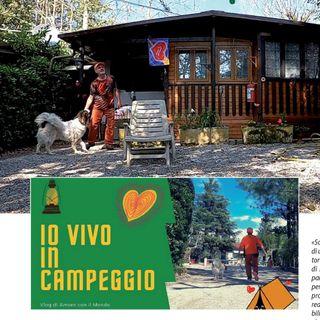 """Radioraccontiamoci Lifestyle """"Io vivo in campeggio"""" con Paolo Goglio"""