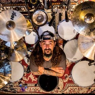 Interview with Mike Portnoy from Mike Portnoy's Shattered Fortress