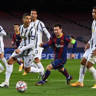 Como mire la derrota del fc barcelona en el partido contra la juventus