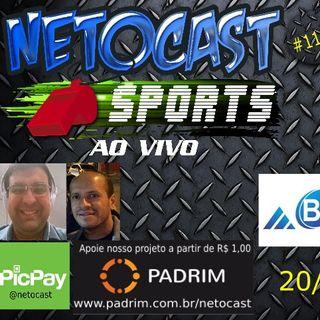 NETOCAST 1119 DE 20/02/2019 - ESPORTES - NBA - NFL - UFC - BELLATOR