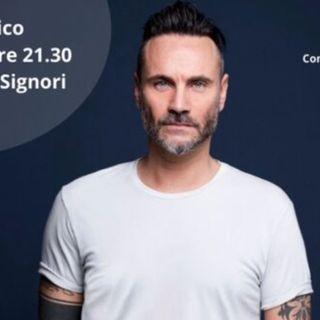 Nek sarà live in piazza dei Signori a Vicenza