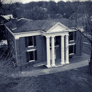 Episode 38 The James Wornall House and Civil War Ghosts