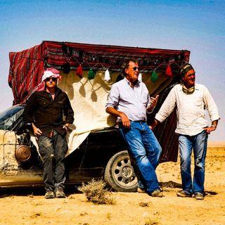 Top Gear e i re magi del XXI secolo