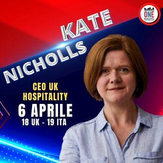 "K. Nicholls (UK Hospitality): ""Al pub senza passaporto vaccinale"""