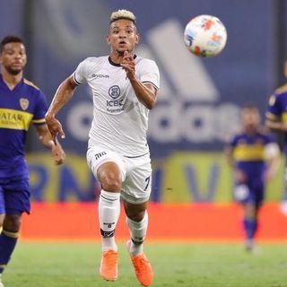 Gol de Talleres: Diego Valoyes 1-2