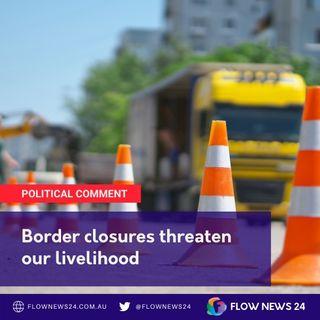 Australia's internal borders must stay open
