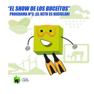 Programa nº3: ¡El reto es reciclar!