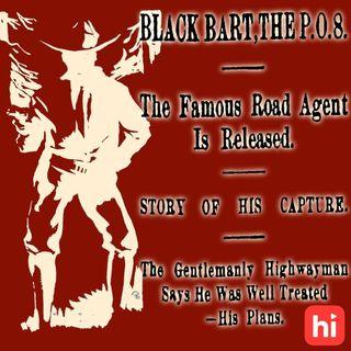 Black Bart, The PO8 Highwayman