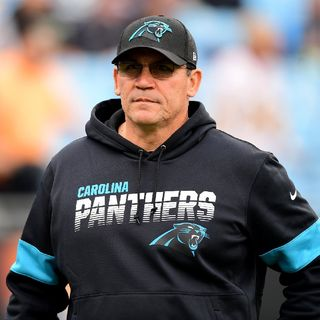 Breaking News:. #RonRivera Fired From Carolina Panthers Some NYG Fans Want Him & Packers Loss