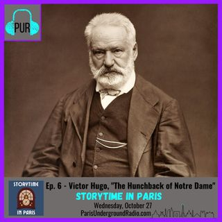 """Victor Hugo, """"The Hunchback of Notre Dame"""""""