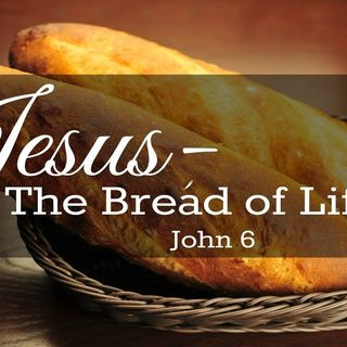 Jesus Will Feed The Hungry Souls Because He Is The Bread Of Life