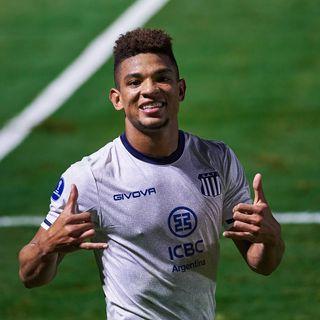 Gol de Talleres: Diego Valoyes 0-1