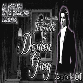 Audiolibro Il ritratto di Dorian Gray - Oscar Wilde - Capitolo 01