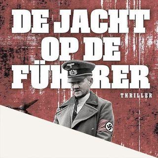 Het boek 'De Jacht op de Fuhrer' van Michiel Janzen