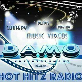 Hot Hitz Radio live with DJ Damo