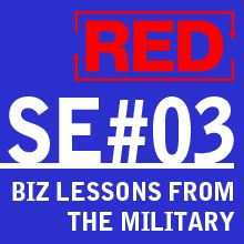 RED SE003: Veterans Day Special Episode
