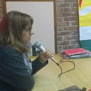 Entrevista a la Maestra Directora Ana Mariel Rodríguez Porto, por Malena y Sofía.