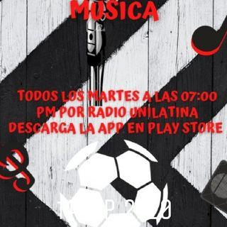 Fútbol Y Buena Musica- 8 Rockeros Aficionados Al Futbol